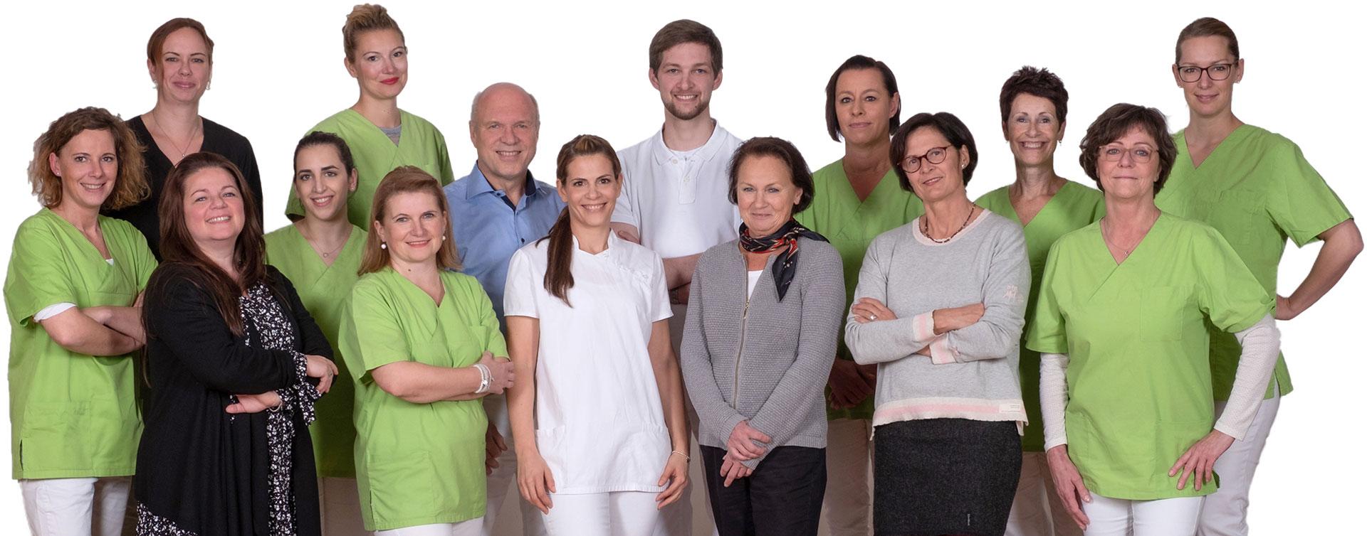 Zahnärzte Bremen-Nord (Lesum) - Unser Team
